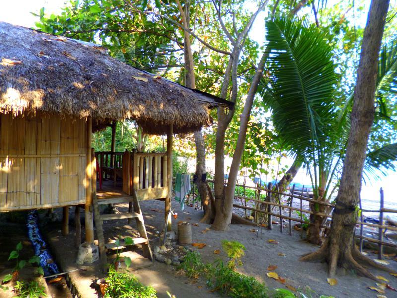 Das traumhafte Lena House in Wodong auf der Insel Flores