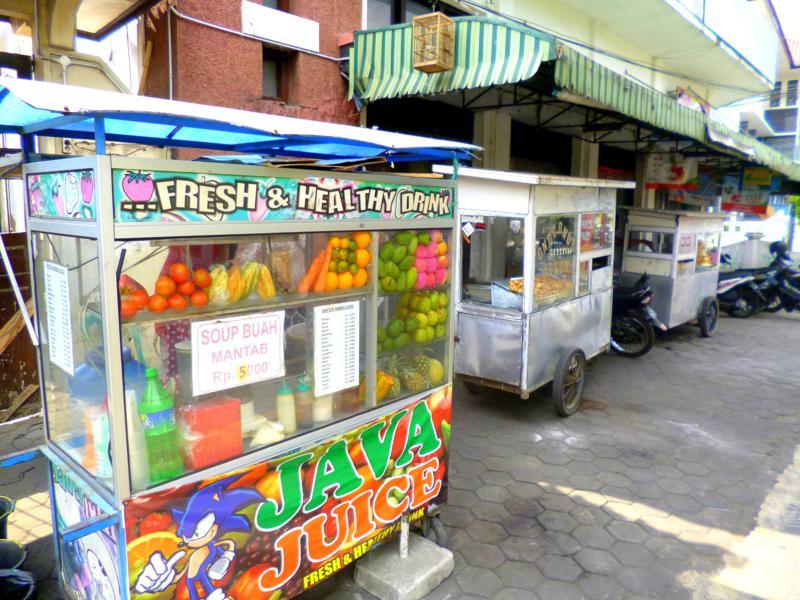 Yogyakarta ist meine selbst ernannte Essenshauptstadt auf Java