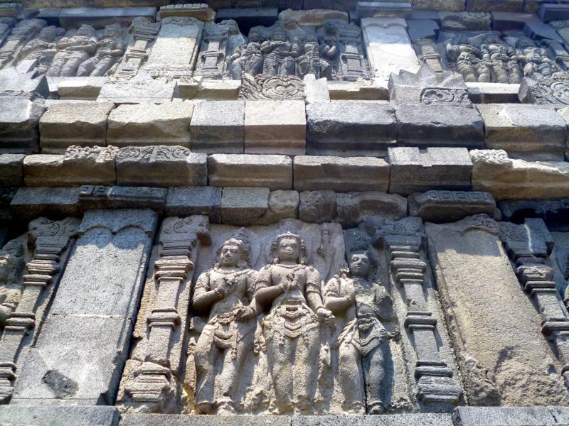 Prambanan - der kleine Bruder von Borobodur in und um Yogyakarta