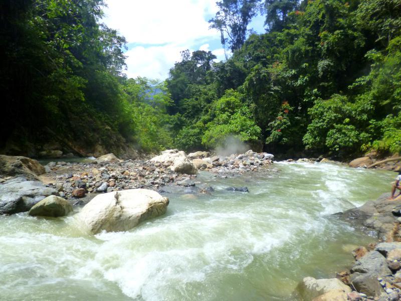 Natur pur im Gunung Leusser National Park auf Sumatra