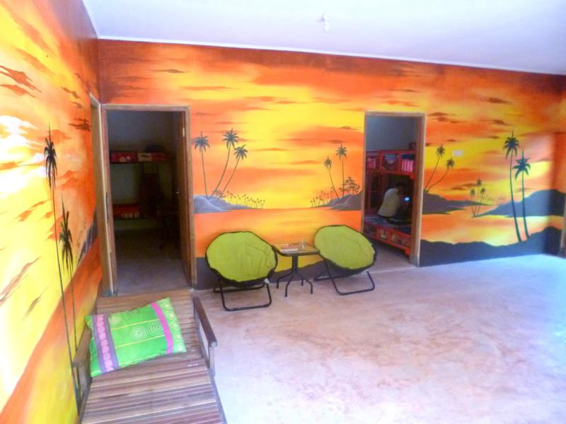 Das Omah Cilik Hostel in Yogyakarta auf Java