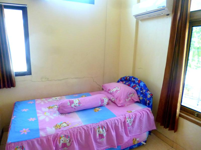 Das Hostel Imam Bonjol in Semarang auf Java
