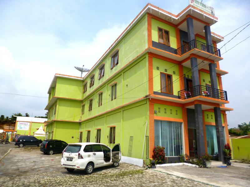 Das Suite Pakar Hotel in Berastagi auf Sumatra