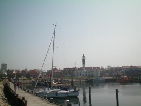 Die Ortschaft Timmendorf auf der Insel Poel
