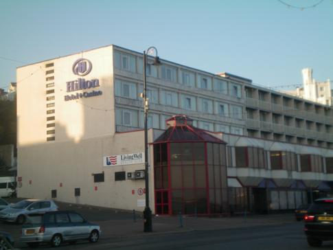 Das Hilton Isle of Man Hotel in Douglas