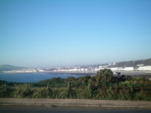 Blick auf Douglas und die Loch Promenade