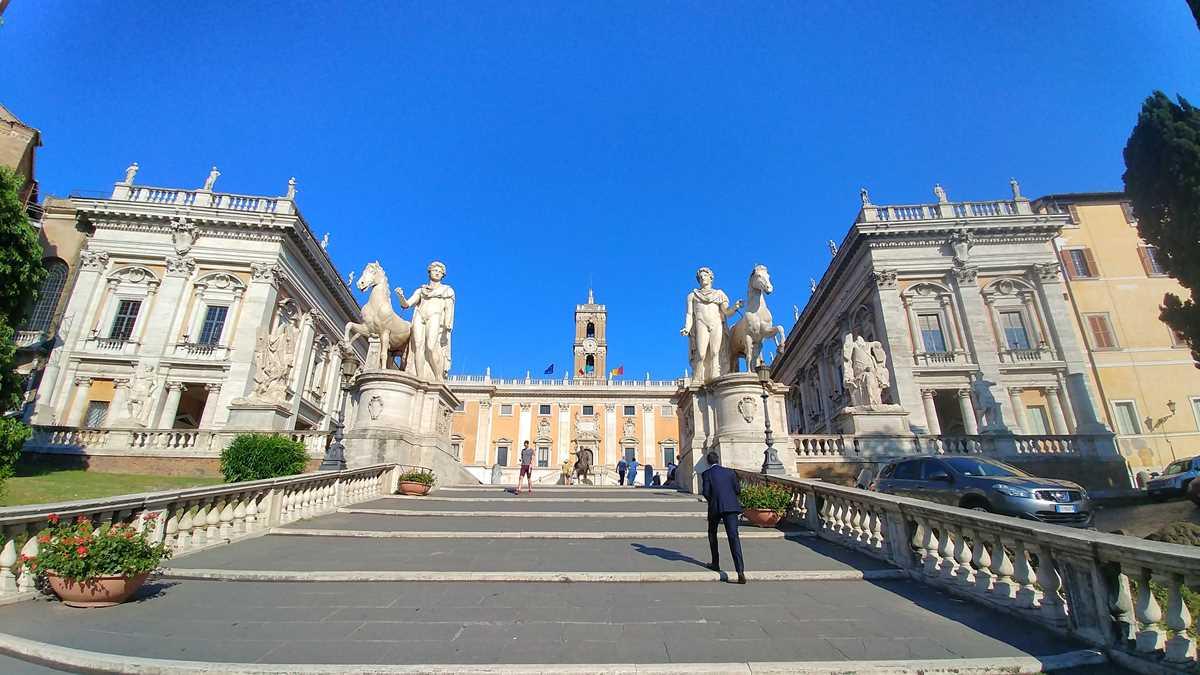 Eindrücke aus Italiens Hauptstadt Rom