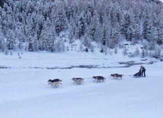 Reisebericht Reschensee – Winter in Italien, Österreich und der Schweiz