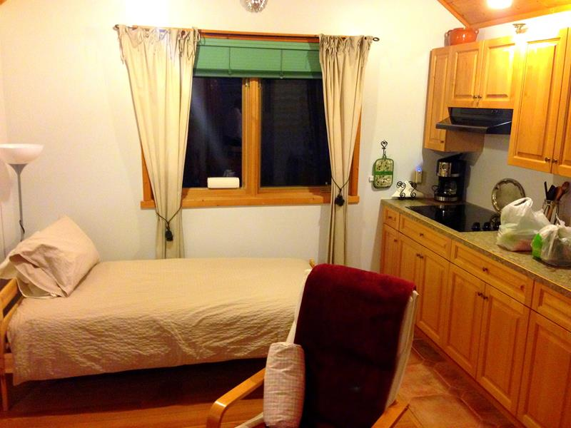 Das urig-gemütliche Il Nido Inn in British Columbia, Kanada