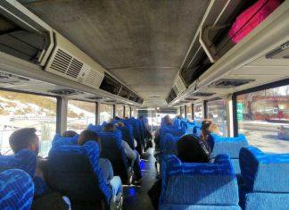 Mit dem Greyhound-Bus durch Kanada