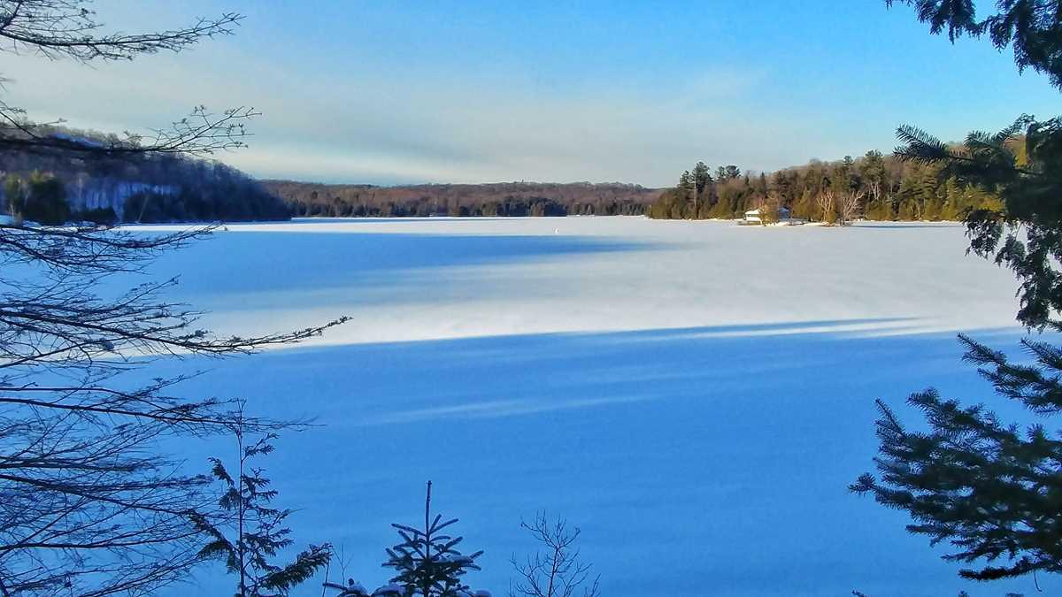 Der Lac Meech im Parc de la Gatineau