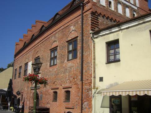 Die Vilniusstrasse im Zentrum von Kaunas