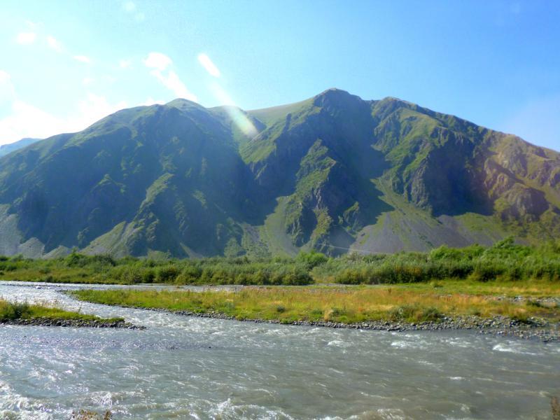 Fahrt von Tiflis nach Kazbegi, eine absolut traumhafte Reise