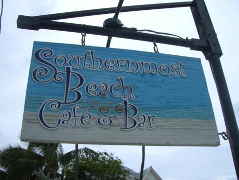 Am Southernmost Point der USA gibt es auch einen Southernmost Beach