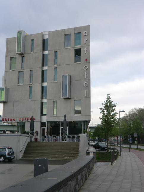 art'otel Cologne in Köln