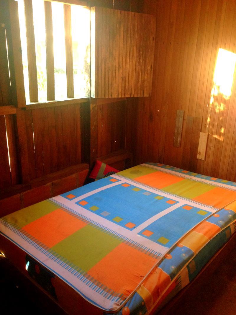 Das Hostel Tia in San Cipriano im Westen von Kolumbien