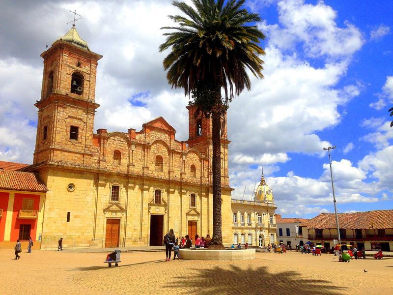 Die Salz-Kathedrale von Zipaquirá - die Top-Attraktion um Bogotá