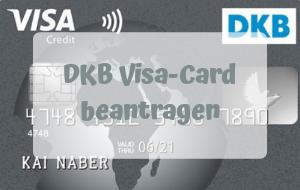 Mit der DKB Visa Card weltweit kostenlos Geld abheben