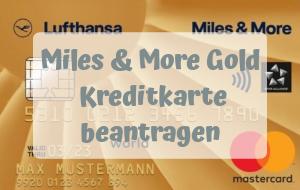 Mit der Miles and More Kreditkarte Meilen bei der Lufthansa und Star Alliance sammeln