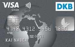 DKB Visa-Card - meine Nr. 1 der Reise-Kreditkarten zum kostenlos Geld abheben