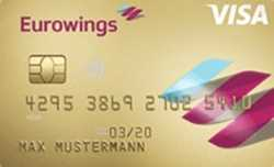 Eurowings Kreditkarte Gold - die unterschätzte Meilen-Kreditkarte