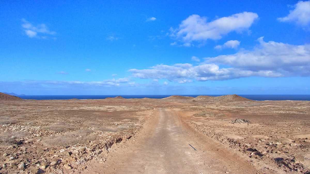 La Graciosa im Norden von Lanzarote