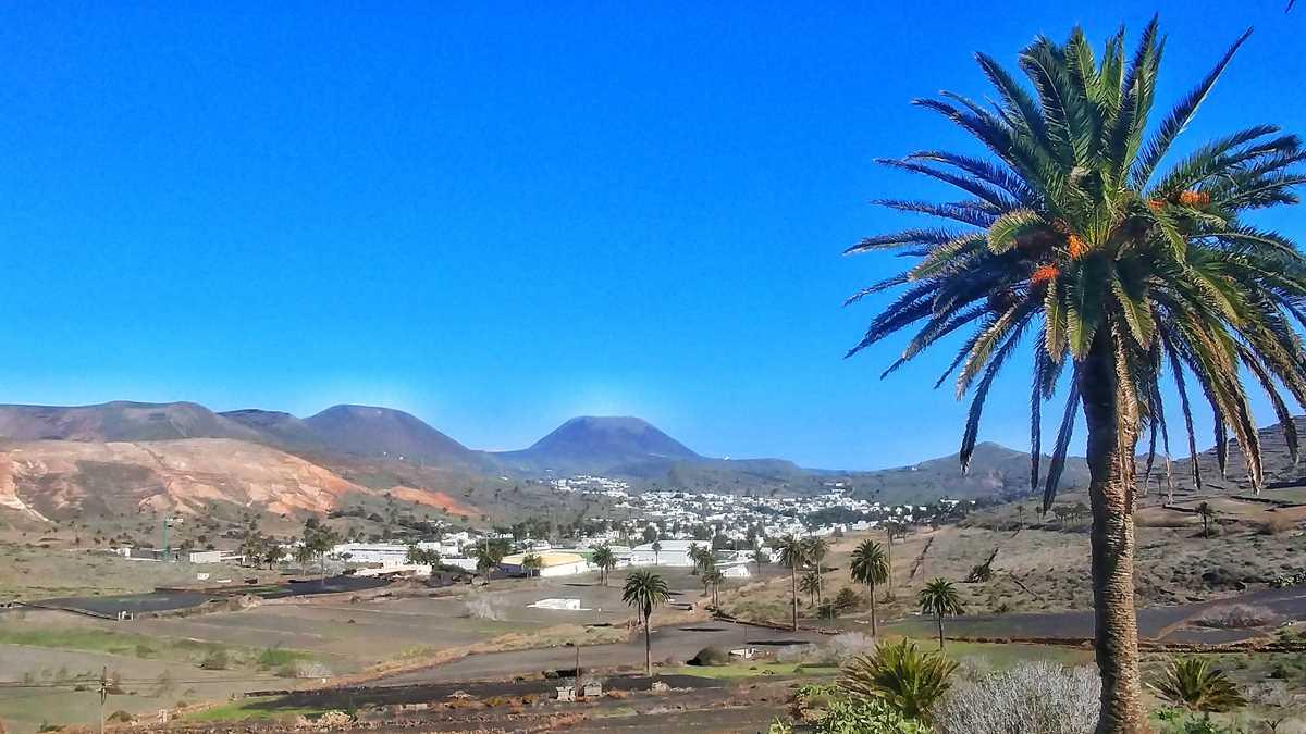 Meine schöne Reise nach Lanzarote mit dem Mietwagen
