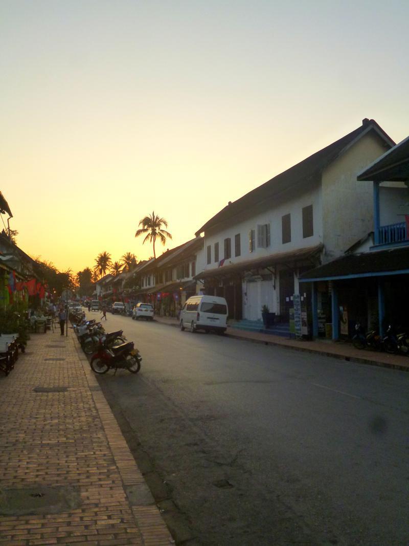 Luang Prabang, spirituelles Zentrum von Nordlaos