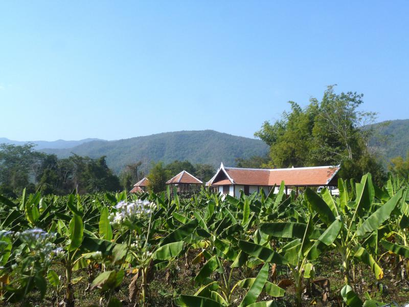 Auf dem Weg von Luang Prabang nach Kuang Xi