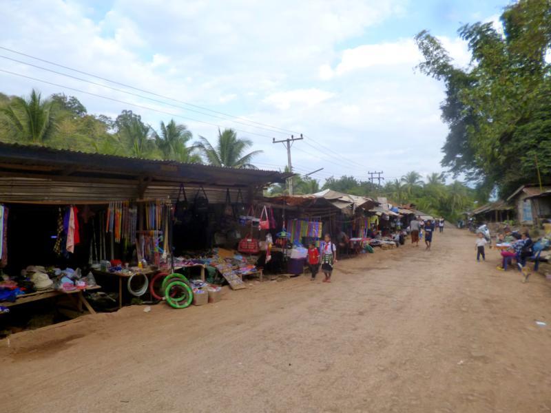 Luang Prabang in Laos bietet viele verschiedene Tempel