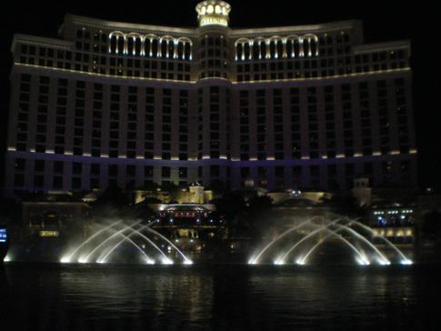 Bellagio Wasserspiele in Las Vegas