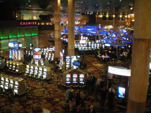 Eines der vielen Casinos in Las Vegas