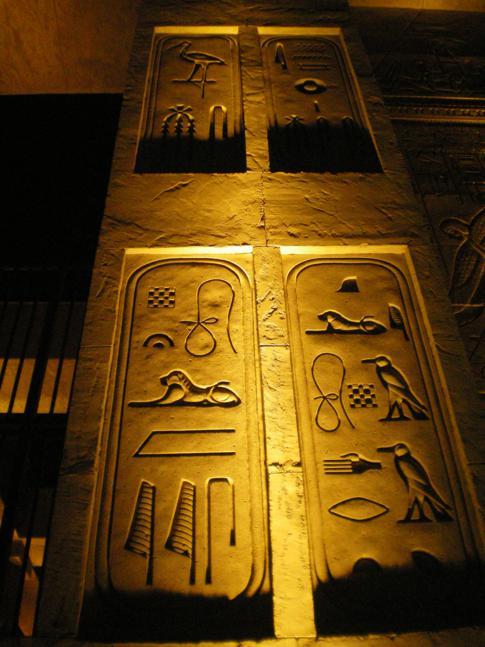 Das Luxor ist eines der zahlreichen Themenhotels in Las Vegas