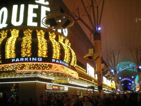 Die Fremont Street, Historie und alter Glanz in Las Vegas Downtown