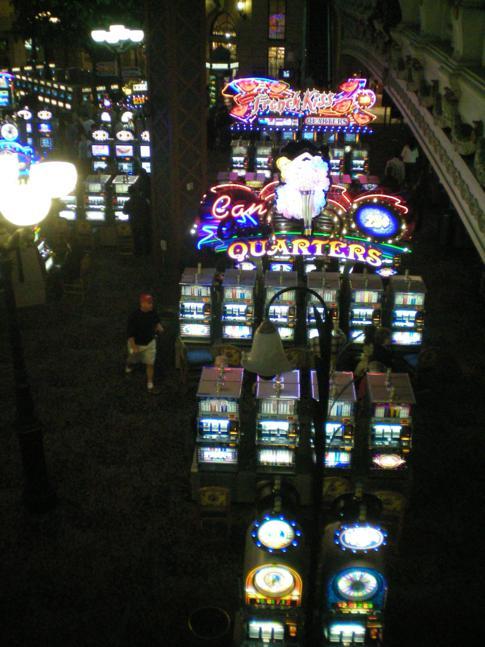 Casino im Paris Hotel