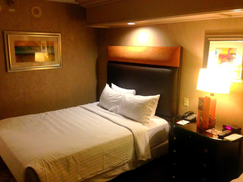Standard-Zimmer im Treasure Island Resort in Las Vegas