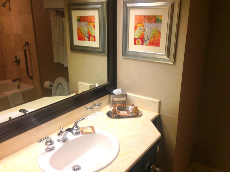 Standard-Zimmer im Treasure Island Resort in Las Vegas