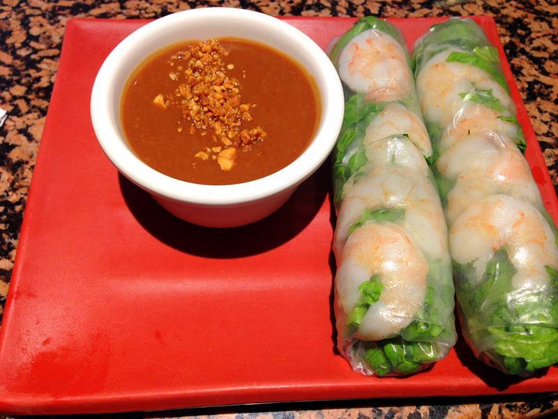 Das vietnamesische Restaurant Pho Kim Long in der Chinatown von Las Vegas