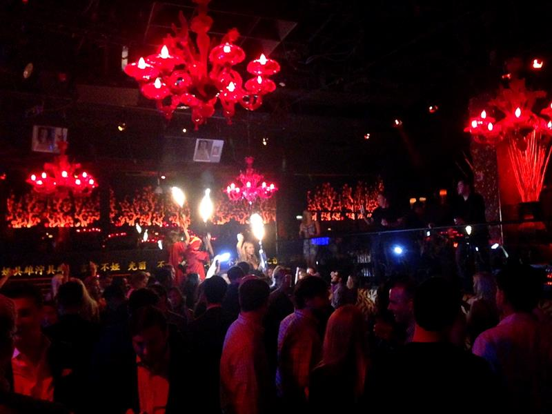 Tao Nightclub im Venetian Resort in Las Vegas