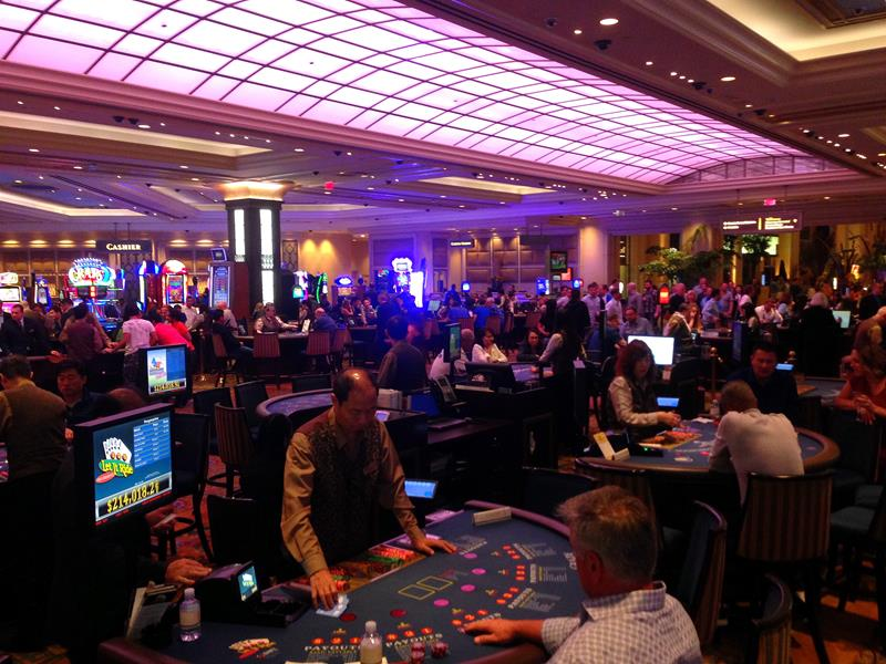 Das Palazzo Hotel & Casino in Las Vegas