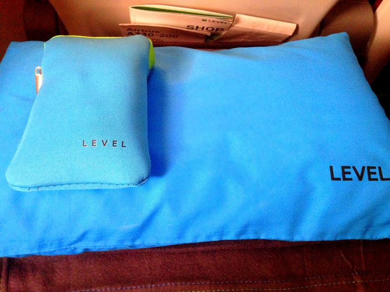 Blogpost über den Flug mit Level Airlines nach Barcelona in der Premium Economy Class