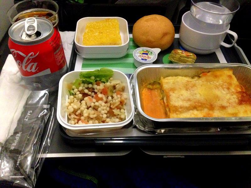 Blogpost über den Flug mit Level Airlines nach Barcelona in der Premium Economy Class