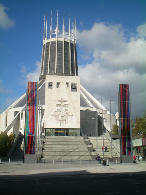 Die Liverpool Metropolitan Cathedral