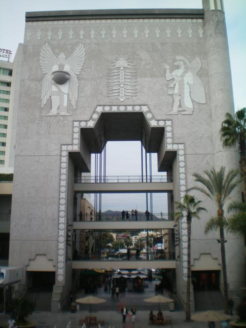 Das Highland Center in Hollywood, Los Angeles
