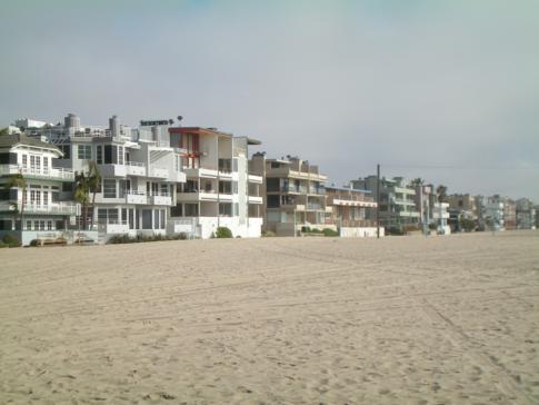 Schöne Strandlage in Venice Beach