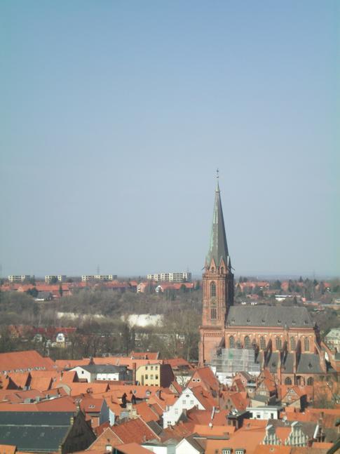 Die Nikolaikirche in Lüneburg