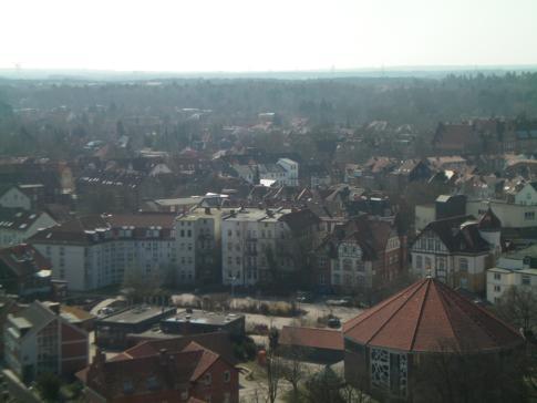 Das Rote Feld in Lüneburg