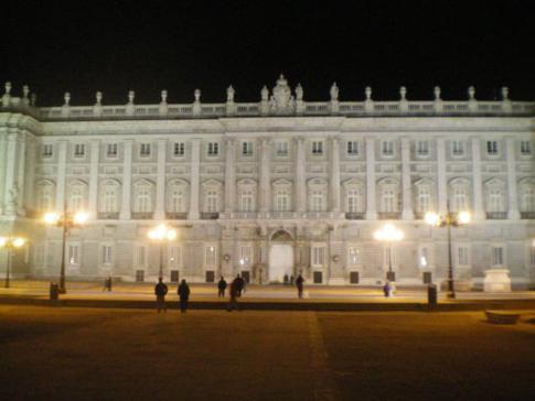 Königlicher Palast - Palacio Real