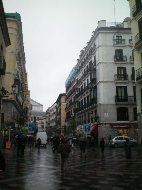 Fußgängerzone Calle del Arenal
