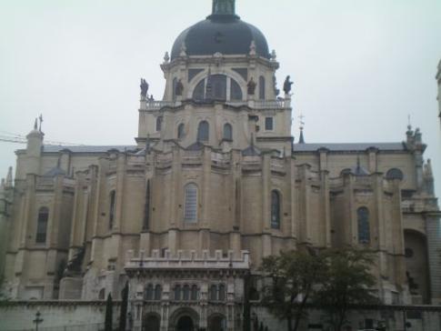 Almudena-Kathedrale